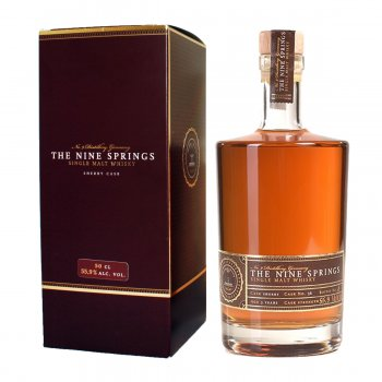 The Nine Springs - Sherry Cask in Faßstärke