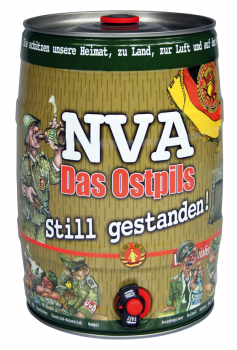 NVA 5 Liter Fass Party Dose