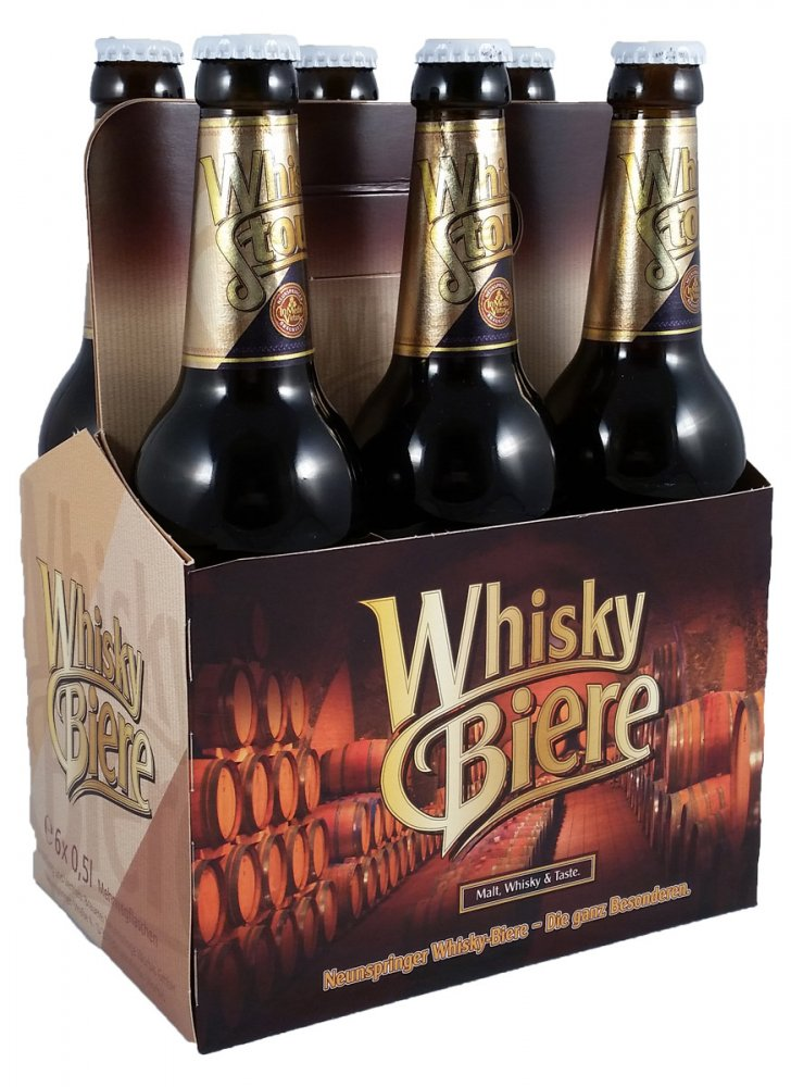 Whisky stout dunkel craft bier 8 5 vol mit single malt for Fenster 06188 landsberg