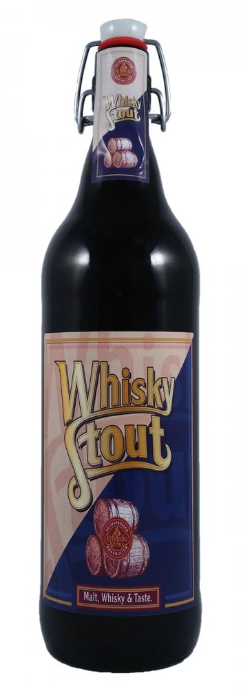 Whisky stout dunkel craft bier 8 5 vol mit single for Fenster 06188 landsberg