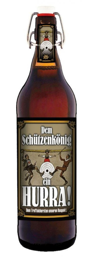 sch tzenk nig 1 liter flasche bier mit b gelverschluss biergeschenke onlineshop. Black Bedroom Furniture Sets. Home Design Ideas