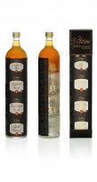 Whisky-Stapelflasche 4x50ml