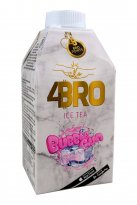 4BRO ICE TEA BUBBLE GUM 8 x 500ml