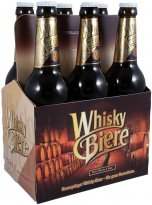 Whisky Stout Dunkel Craft-Bier (8,5 % vol) mit Single Malt Whisky 6 x 0,5l